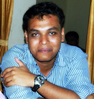 The profile picture for Sayantan Mukherjee